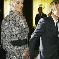 Ismét gömbölyödik Nicole Kidman pocakja?