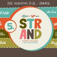 Holnap indul a STRAND és a B.my.Lake Zamárdiban