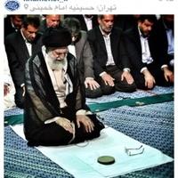 Az iráni ajatollah rákattant a netre