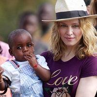 Madonna lányiskolát akar