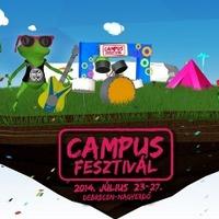 Kezdődik a Campus Fesztivál!