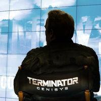 Schwarzenegger posztolta a Terminator 5 címét