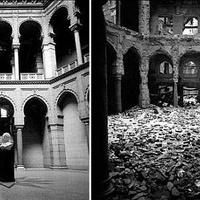 20 millió euróba fog kerülni a romba dőlt könyvtár felújítása