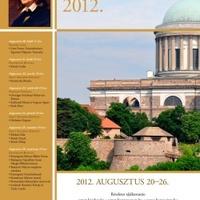 Ötödik alkalommal is Liszt-hét Esztergomban