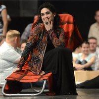 Carmen a Margitszigeten