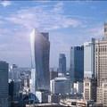 Megkezdték a varsói felhőkarcoló felhúzását