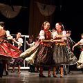 Magyarországi turnén a Háromszék Táncegyüttes
