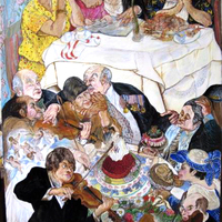 Moreno Pincas kiállítása a La Galerie Sofitelben