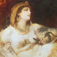 Csak mese Kleopátra halálának legendája?