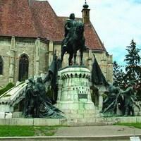 Felgyorsulhat a kolozsvári Mátyás szobor restaurálása