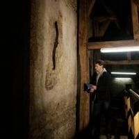 Vidám kőművesek titokzatos rajzai egy zárdában