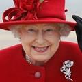 Így még soha nem láttuk a királynőt!