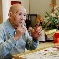 113 évesen halt meg a világ legidősebb embere