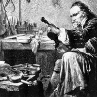 Találtak egy ellopott Stradivari-hegedűt