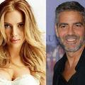 George Clooneyval forgat Scarlett Johansson