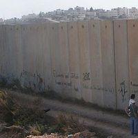 Izraelben óriás graffiti készül a békéért
