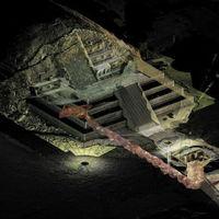 Királyi sírokhoz vezethet egy feltárt teotihuacani alagút