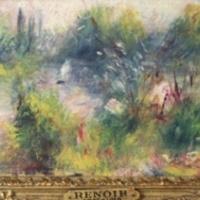 Renoir festményt rejtett a szemetes