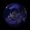 Így fénylik az éjszaka a Földön