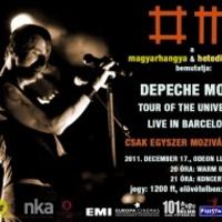 Moziban a Depeche Mode