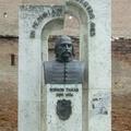 Pótolták a fémtolvajok áldozatául esett szobrot