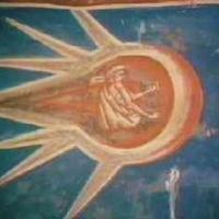 Hihetetlen: UFO-kat találtak egy középkori festményen