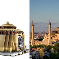 Sérti a törököket a legújabb Lego vár?