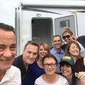 Fotó: így búcsúzott Tom Hanks Budapesttől