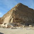 Problémák a piramis helyreállításánál