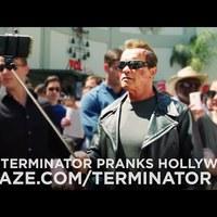 A frászt hozta rajongóira Schwarzenegger