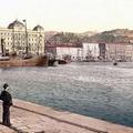 Magyar fennhatóságú kikötőváros az Adrián