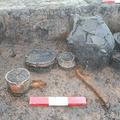 Kelta temetőt találtak Kolozsvár közelében
