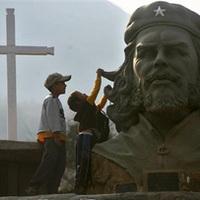 Szobrot állítottak Che Guevarának a fővárosban