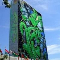 Leleményes kijevi ötlet a graffitizők ellen