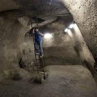 Megtalálták a zarándokok ősi víztározóját