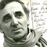Örmény állampolgár lett Charles Aznavour