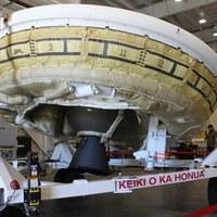 Jól vizsgázott a NASA legújabb szerkezete