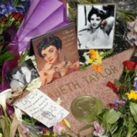 Lekéste temetését Liz Taylor
