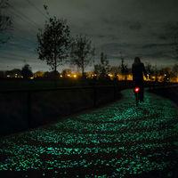 Varázslatos út épült Van Gogh festménye alapján