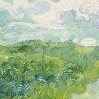 Van Gogh-tájképet rejtett a ház