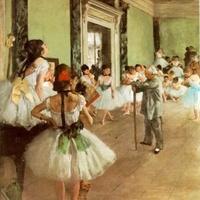 175 éve született a táncosnők festője