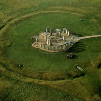 Így épült a Stonehenge