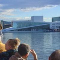Megnyílt az új operaház Oslóban