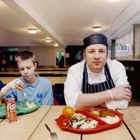 Jamie Oliver ételforradalma