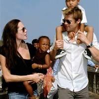 Brad Pitt szülei is fújnak Angelinára?