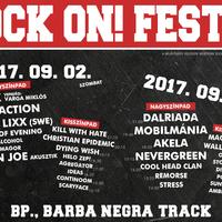 Jövő héten Rock On! Fest!