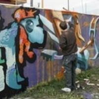 Legális a graffiti fal
