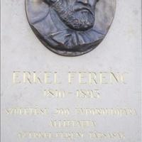 Verdire hasonlít az Erkel a szülőházán lévő portré