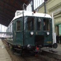 Ötvenezren egyetlen régi vonaton!