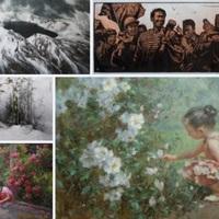 Észak-Koreai művészek Londonban